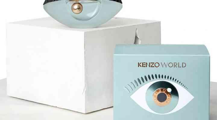 Kenzo World – primul parfum de damă lansat de Kenzo