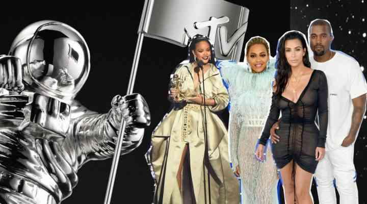 Cele mai bine îmbrăcate vedete la MTV Video Music Awards 2016