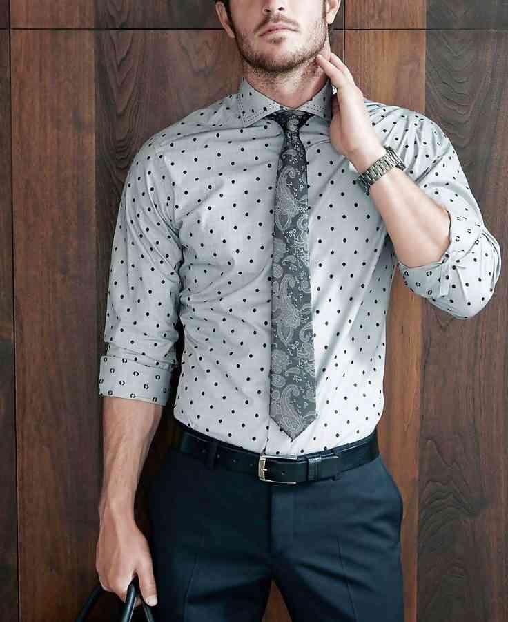 nod cravata-mascare nasturi camasa