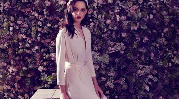 Colecția de rochii de mireasă Ailanto primăvara 2017