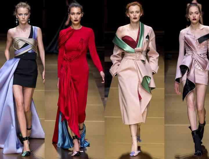 Atelier Versace – colecția haute-couture pentru iarna 2017