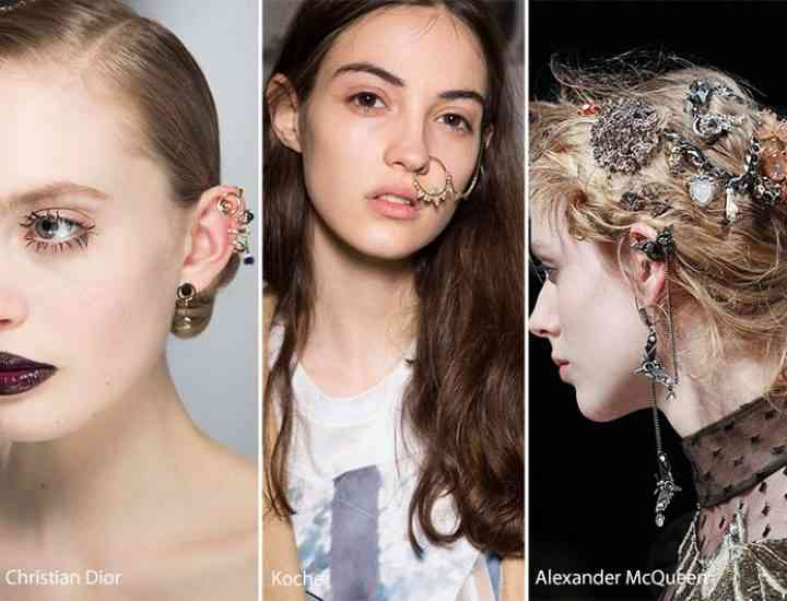 Tendințe toamna-iarna 2016-2017: bijuterii punk