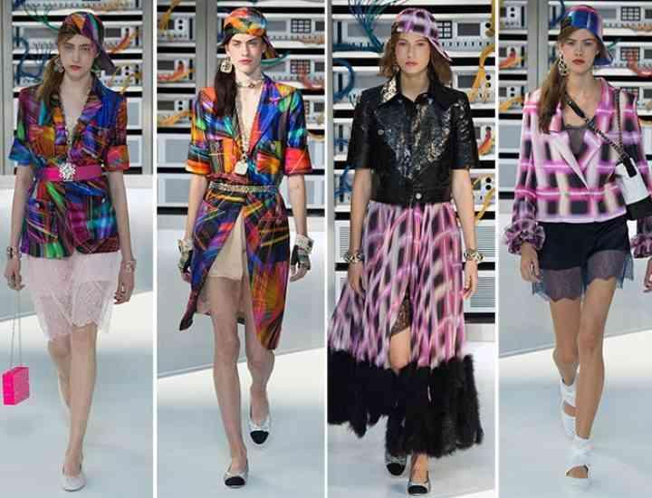 Colecția Chanel pentru primăvara / vara anului 2017