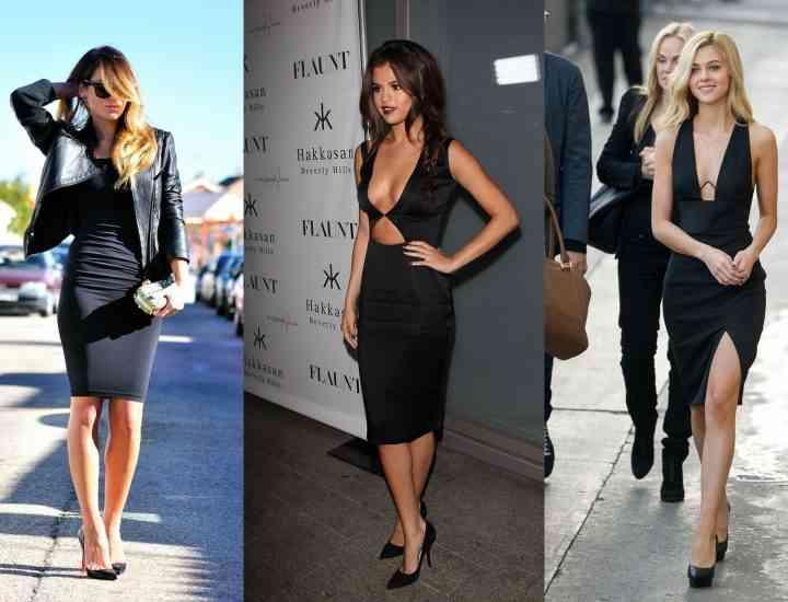 4 tipuri de rochii negre care sunt un must-have pentru orice fată