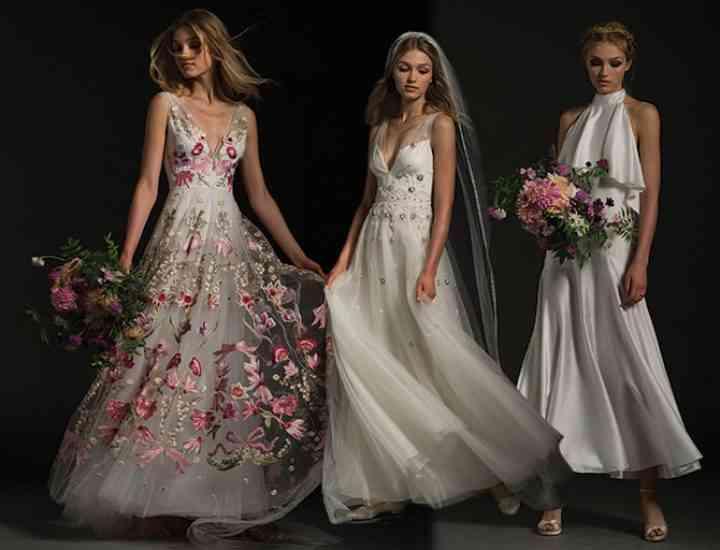 Colecția de rochii de mireasă Temperley London pentru toamna 2017