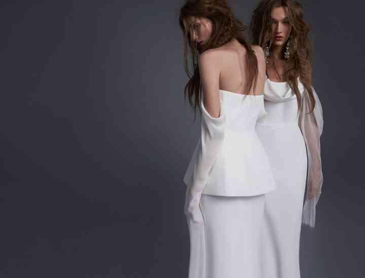 Colecția de rochii de mireasă Vera Wang pentru toamna 2017