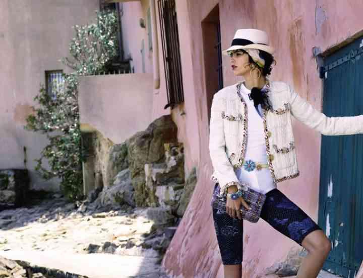 Colecția de croazieră Chanel Cuba 2017