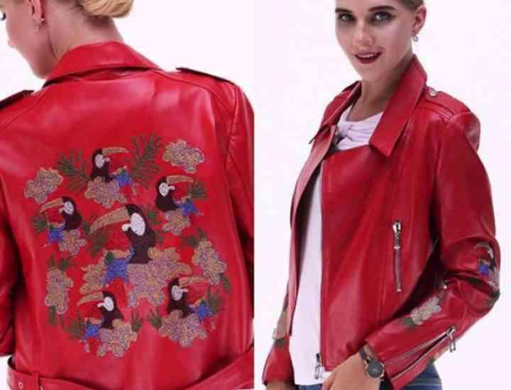 Tendințe modă: jachete de piele personalizate