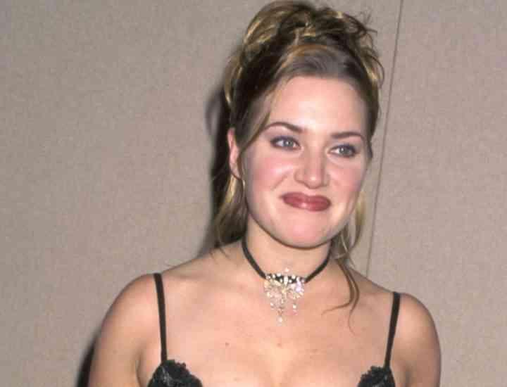 Kate Winslet de-a lungul anilor