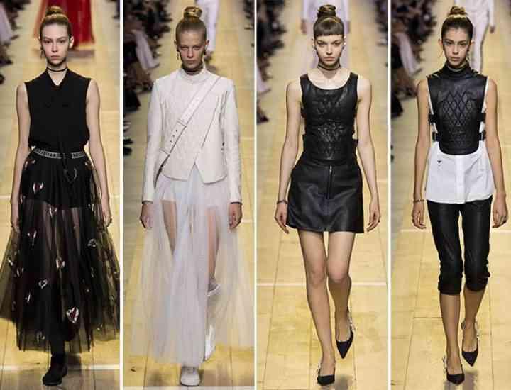 Colecția Dior pentru primăvara / vara 2017