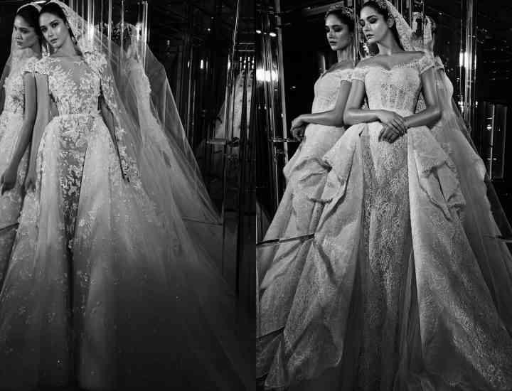 Colecția de rochii de mireasă Zuhair Murad pentru toamna 2017