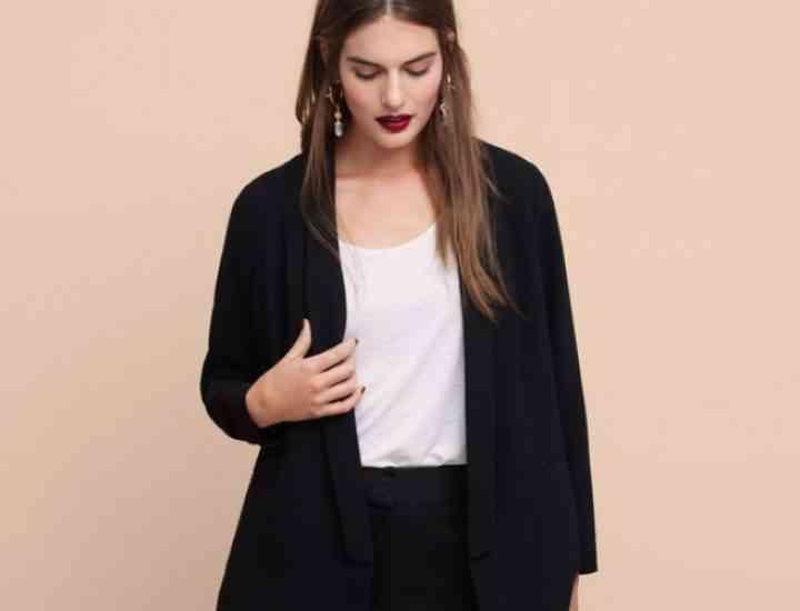 Violeta by Mango, moda office cochetă