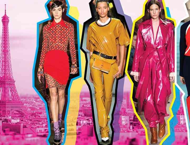 Săptămâna Modei de la Paris: 5 tendințe cheie pentru primăvara 2017