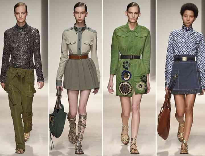 Milano Fashion Week: colecția Fay primăvară / vară 2017