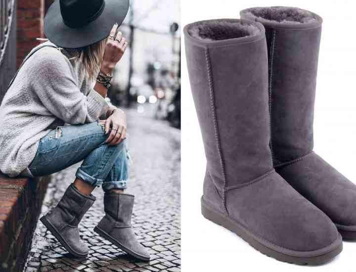 Cum să porți cizmele Ugg în această iarnă