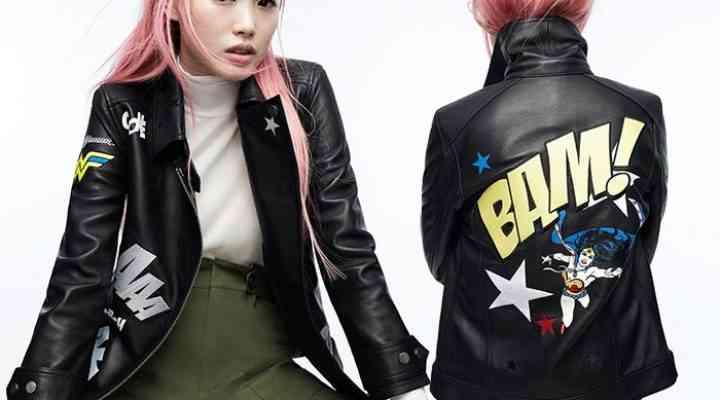 Zara lansează o colecție inspirată de Wonder Woman și Looney Tunes