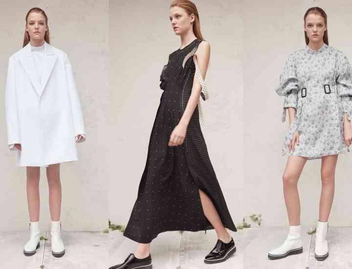 Colecția de tranziție Calvin Klein pentru primăvara 2017