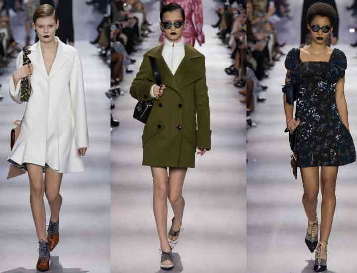 Dior – colecția pentru toamna-iarna 2016-2017