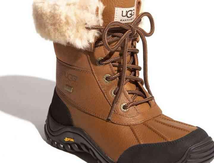 Cizme de zăpadă la modă