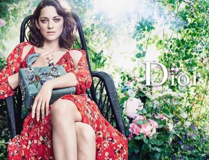 Campania de stațiune Lady Dior 2017