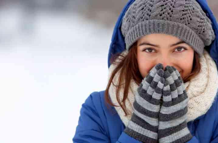 Îngrijirea mâinilor pe timp de iarnă