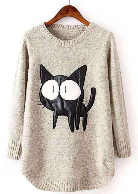 pulover-cu-pisica