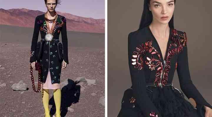 Campania Givenchy pentru primăvara 2017