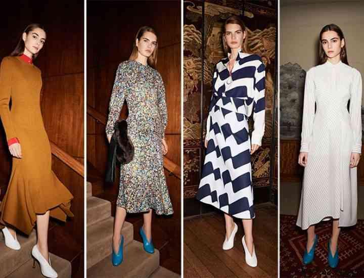 Colecția Victoria Beckham pre-toamna 2017