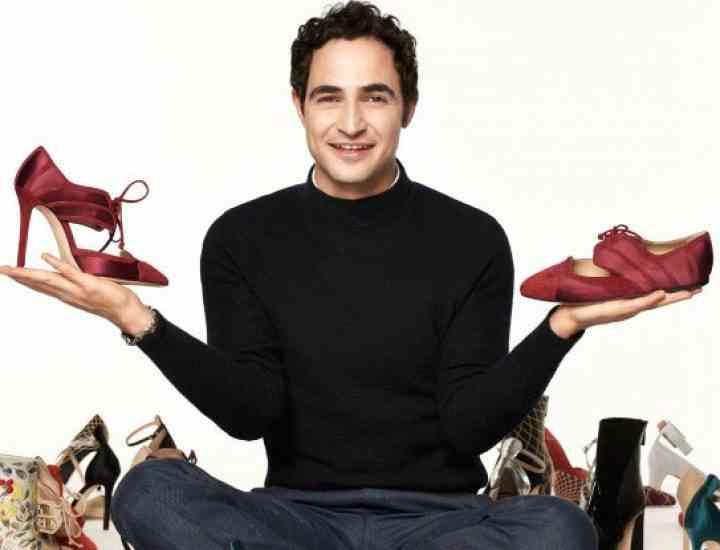 Zac Posen lansează o colecție de pantofi inspirată de Hollywood