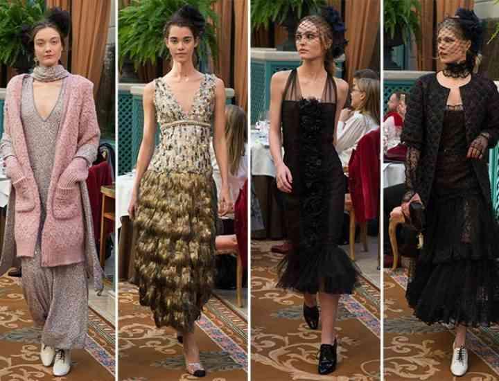 Colecția Chanel Métiers d'Arte pre-toamna 2017