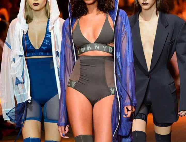 Colecția DKNY primăvara 2017