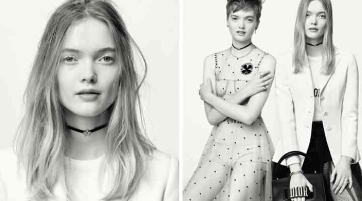 Campania Dior pentru primăvara 2017