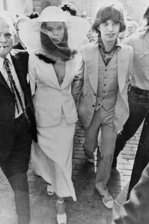 BIANCA JAGGER (1971)