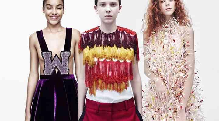 Colecția Calvin Klein pentru primăvara 2017