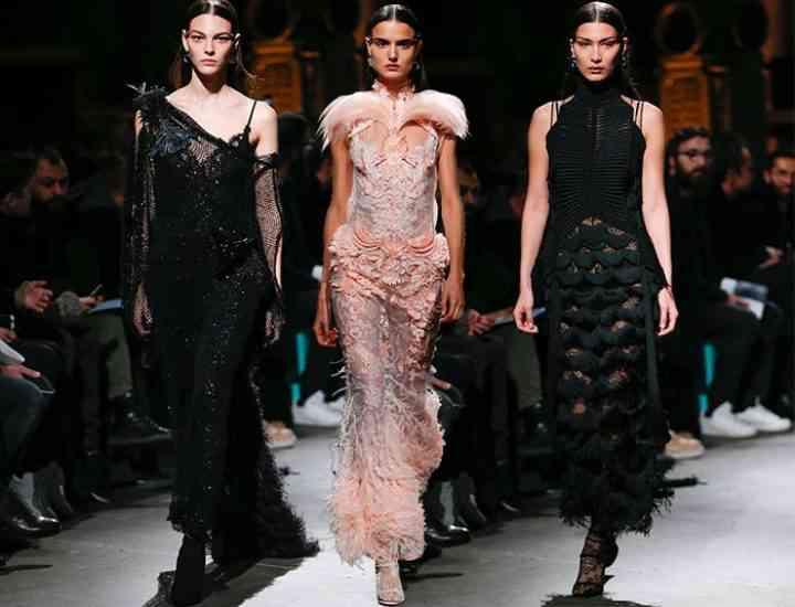 Colecția Givenchy Couture pentru primăvara anului 2017