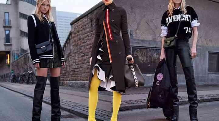 Campania Givenchy pentru pre-toamna 2017