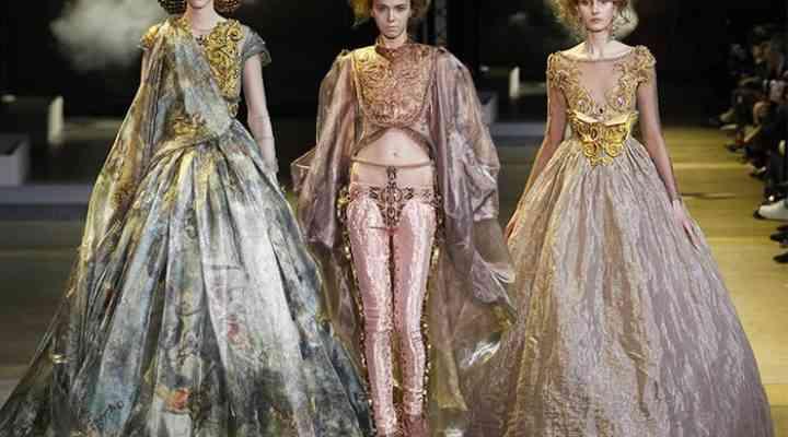 Colecția Guo Pei Couture pentru primăvara 2017