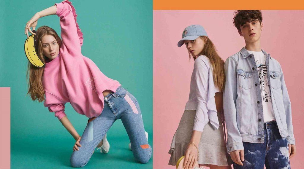 Pull & Bear moda 2017