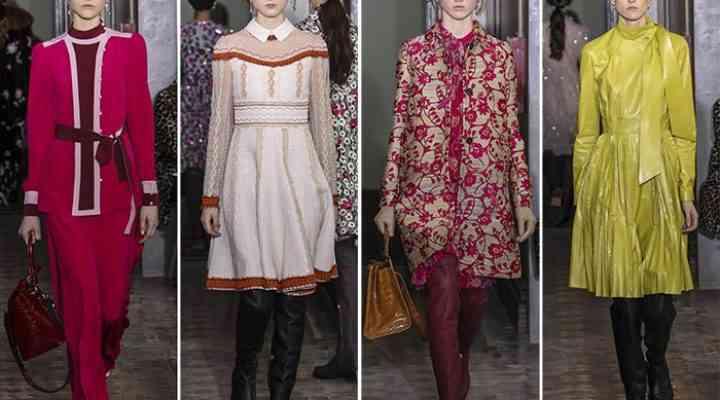 Valentino lansează colecția de pre-toamnă inspirată de New York