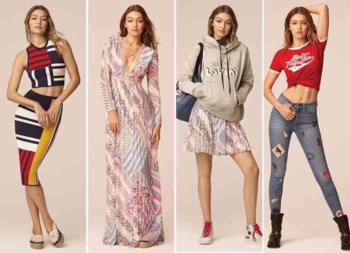 moda Tommy Hilfiger