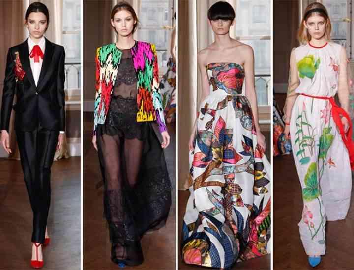 Colecția Schiaparelli Couture pentru primăvara / vara 2017