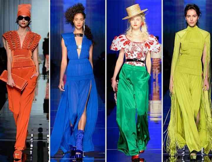 Colecția Jean Paul Gaultier Couture pentru primăvara / vara 2017