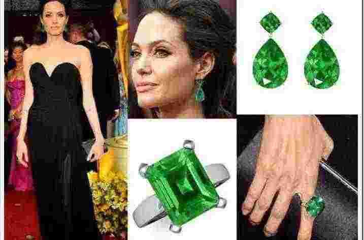 Stil de vedetă: Angelina Jolie