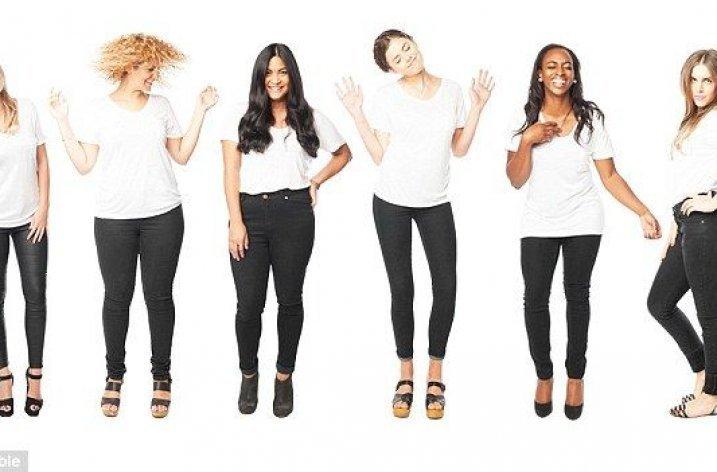 Cum să alegi blugii skinny în funcție de tipul corpului