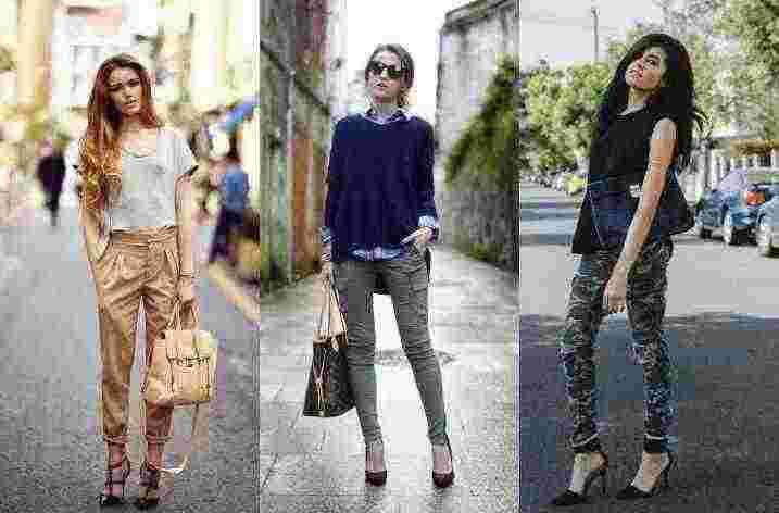 Ghid de stil: pantalonii cargo