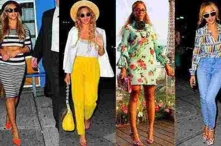 Beyonce – cele mai bune stiluri de stradă