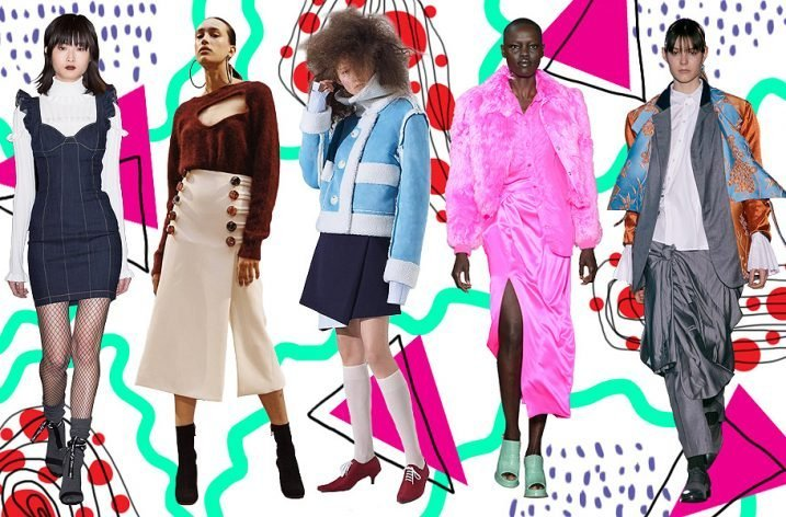 Ce este la modă în toamna-iarna 2017 – Săptămâna Modei de la Londra
