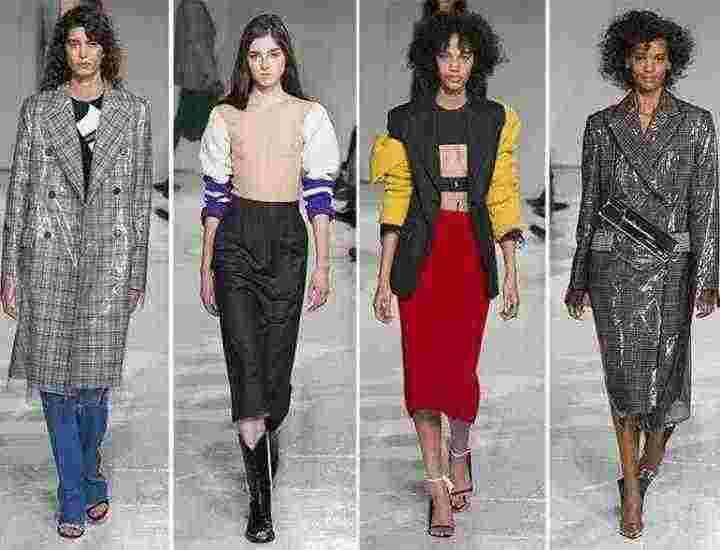 Colecția Calvin Klein pentru toamna 2017