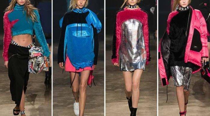 Colecția Versus Versace pentru toamna / iarna 2017-2018