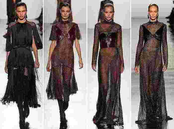 tendinte Prabal Gurung
